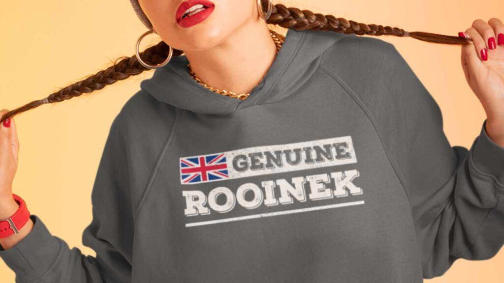 Genuine Rooinek design