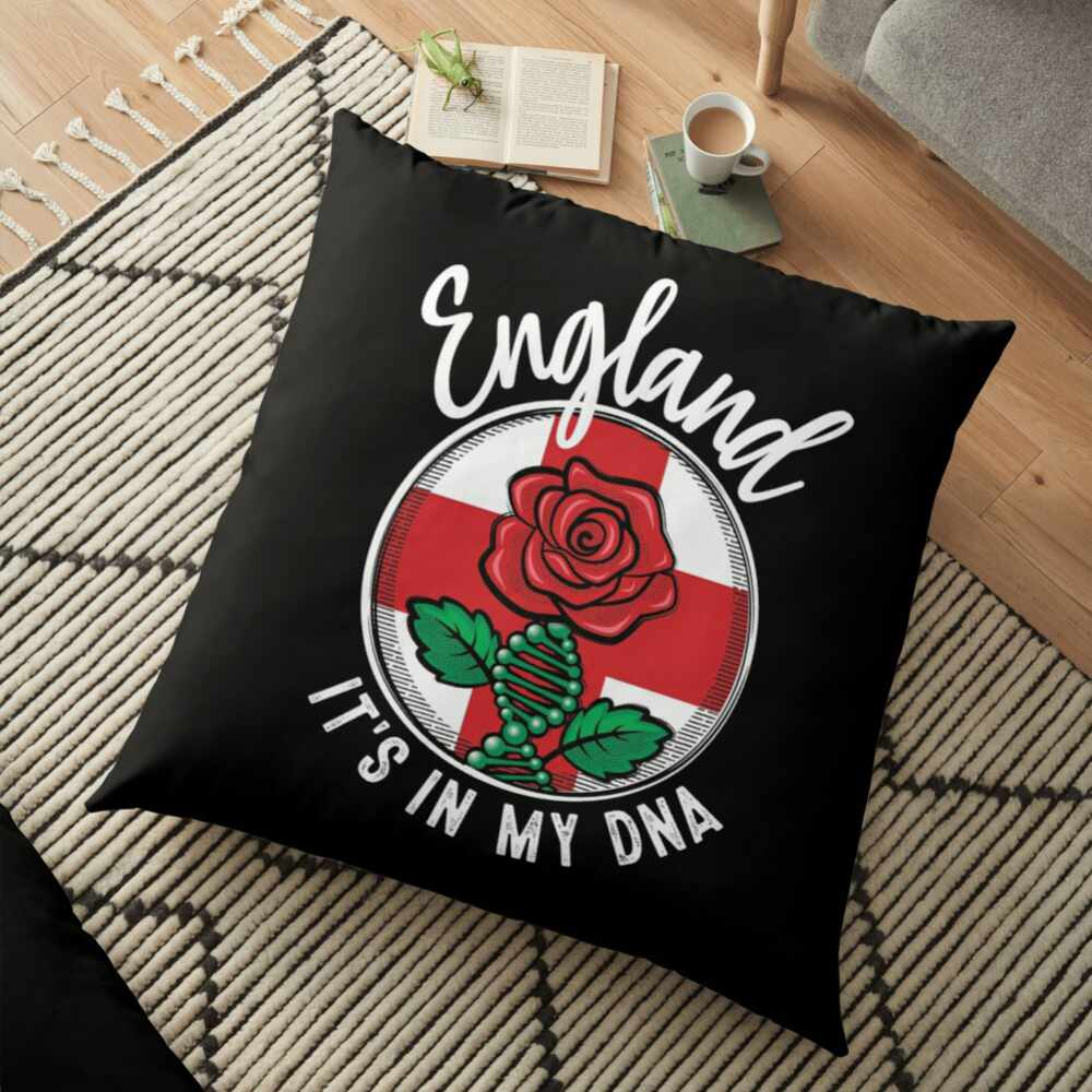 England-Its-in-my-DNA-pillow