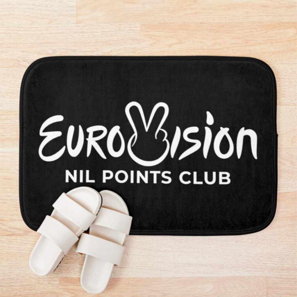 Eurovision Song Contest - Nil Points Club Bathmat