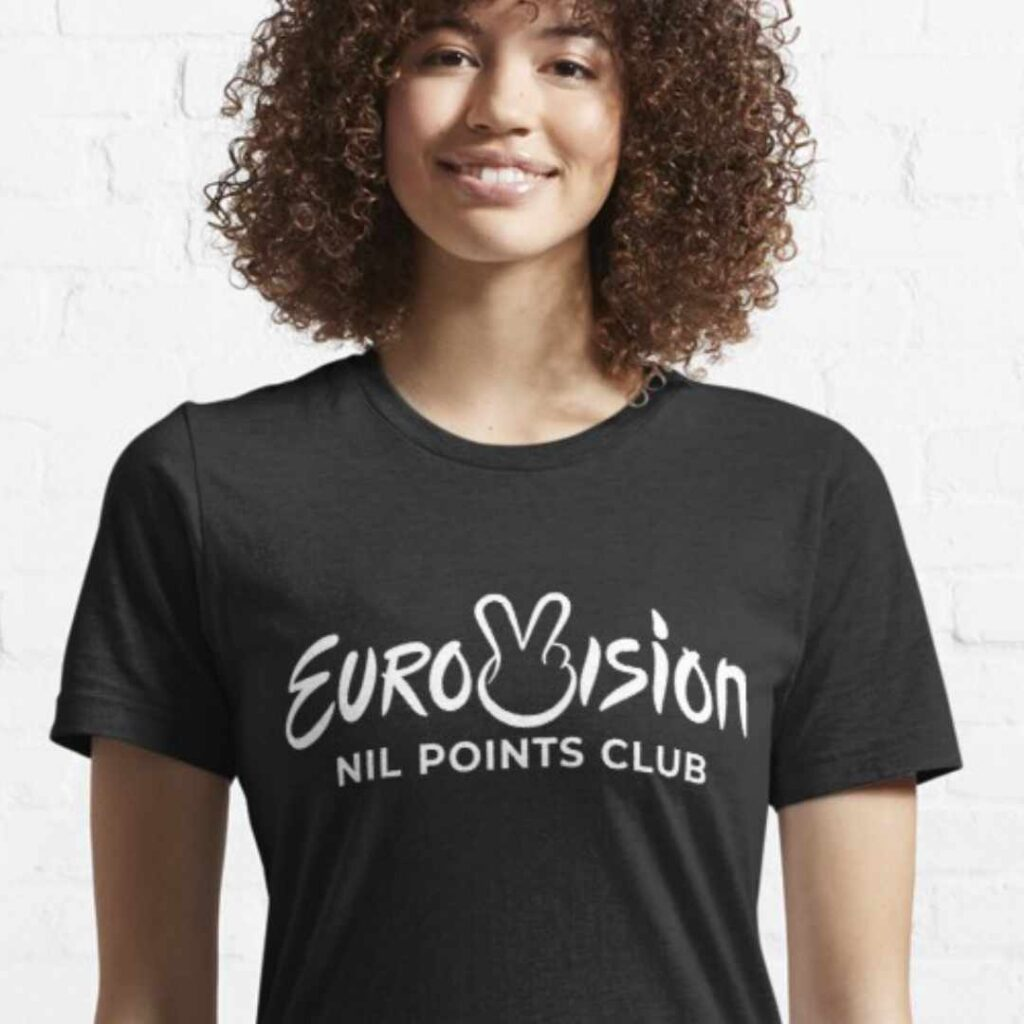 Eurovision Song Contest - Nil Points Club - T-Shirt