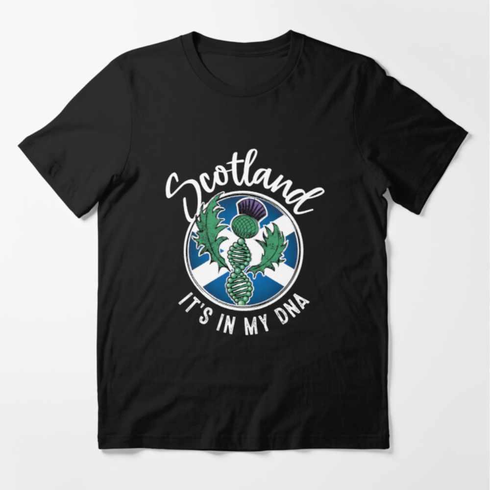 Scotland - It's in my DNA t-shirt