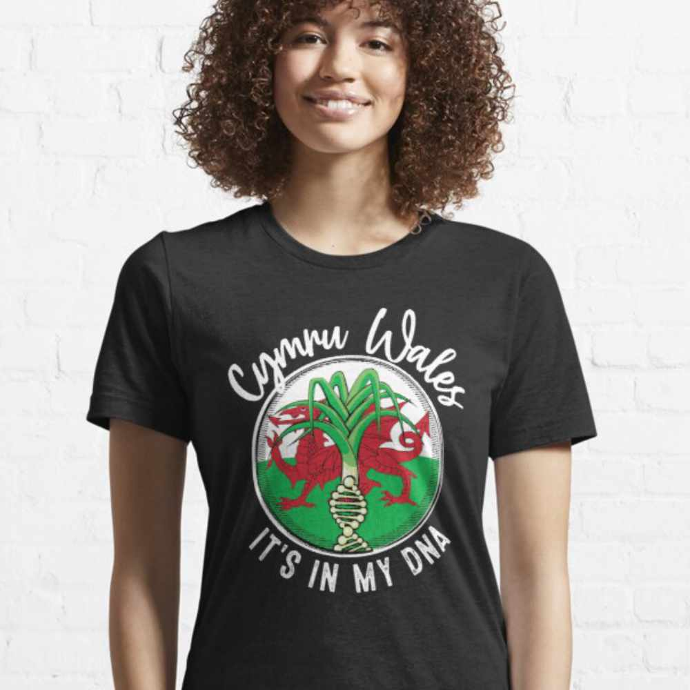 Wales - It's in my DNA t-shirt