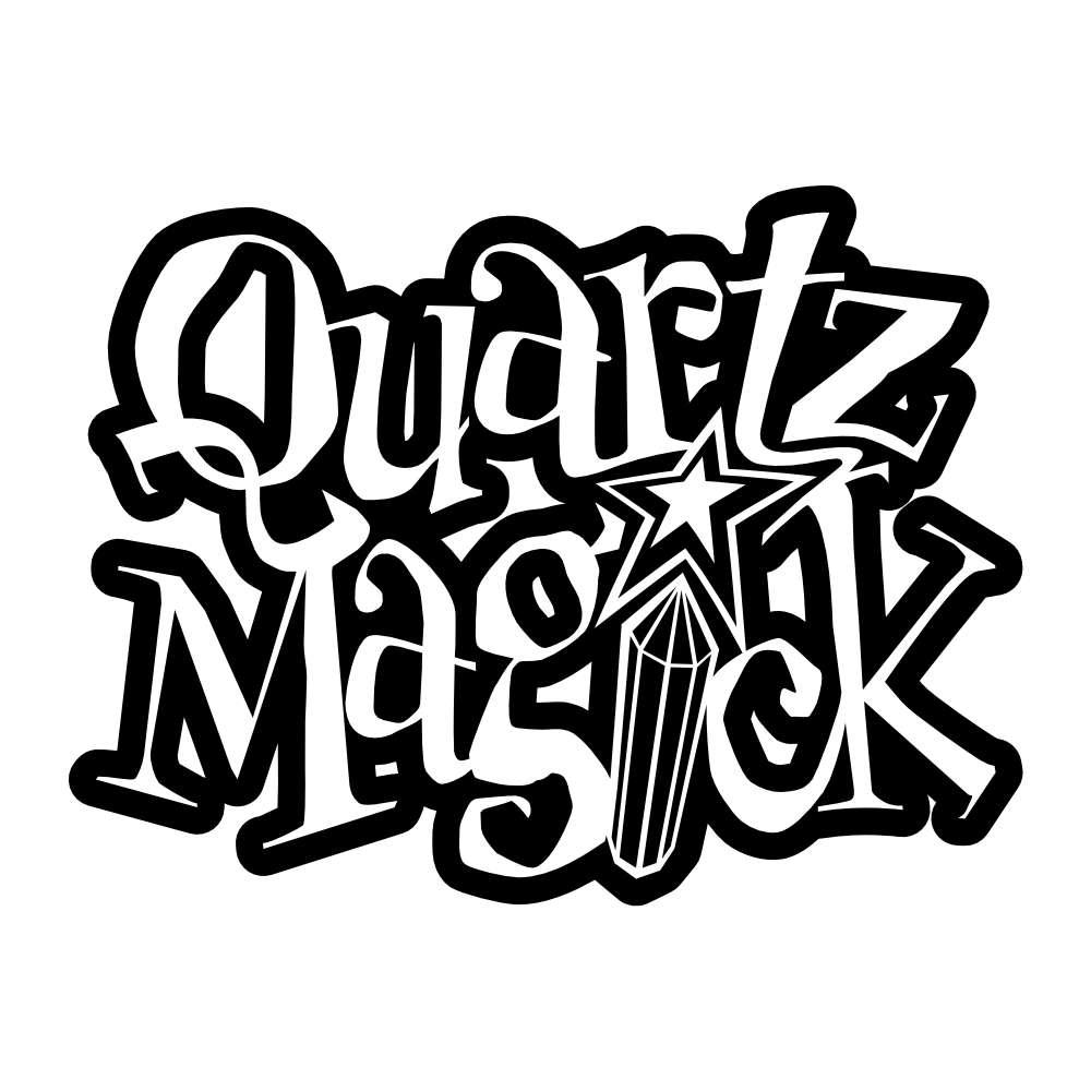 Quartz Magick Mono Black