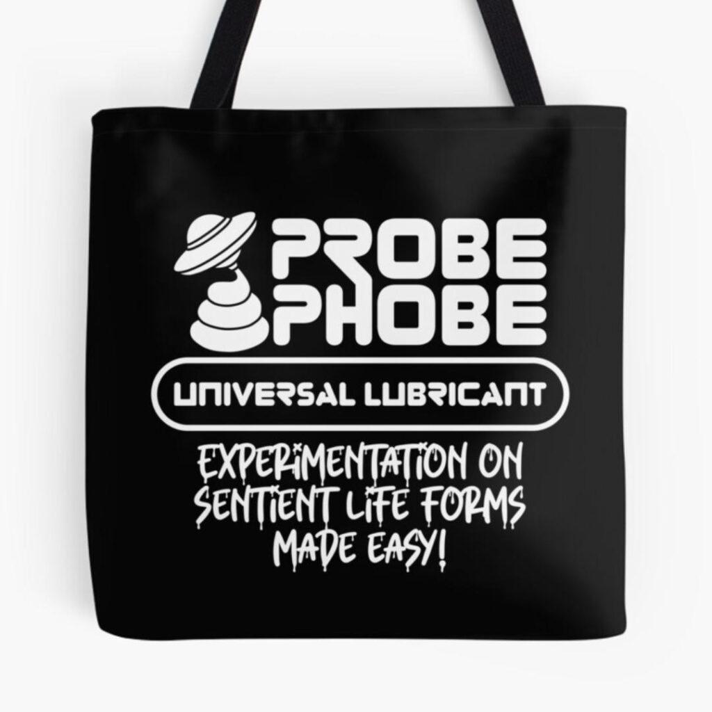 ProbePhobe-white-bag